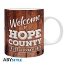 Far Cry 5 - Welcome to Hope County 320ml Mug