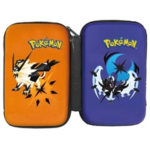 Hori Pokemon Ultra Sun and Moon hard pouch (2DSXL/3DSXL)