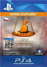 For Honor: 11 000 Steel Credits Pack (PS4)