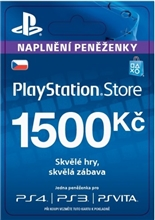 Sony PlayStation - Network Card 1500 CZK