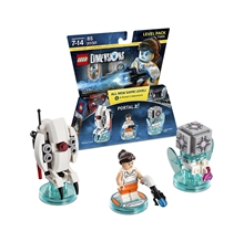 LEGO Dimensions 71203 Portal 2 Level Pack