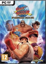 Street Fighter (30th Anniversary) Collection (PC)