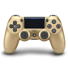 Sony Dualshock 4 Controller (gold) (PS4)