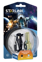 Starlink Weapon Pack - Iron Fist + Freeze Ray