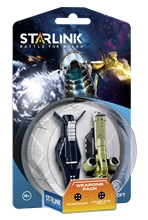 Starlink Weapon Pack - Shockwave + Gauss