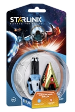 Starlink Weapon Pack - Gatling + Meteor