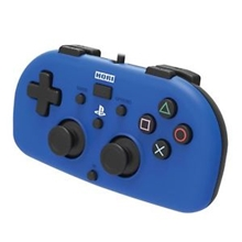 HORI - Wired Controller Light - Ovladač - Modrý (PS4)