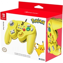 SWITCH GameCube Style BattlePad - Pikachu (SWITCH)
