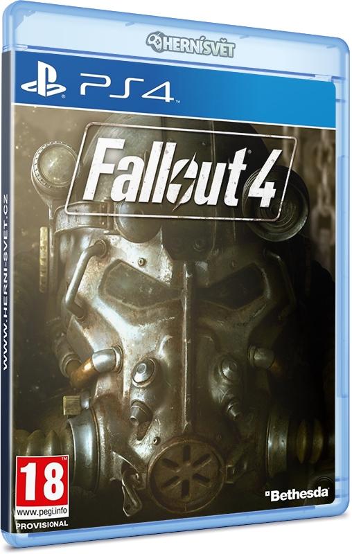 9d55fc24967 Fallout 4 (PS4)