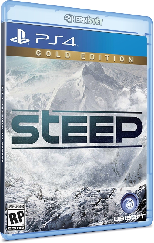 Steep (Gold) (PS4)