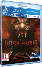 Until Dawn: Rush of Blood PS VR (PS4)