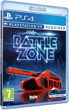 Battlezone PS VR (PS4)