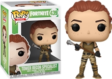 Figurka (Funko: POP) Fortnite - Tower Recon Specialist