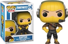 Figurka (Funko: POP) Fortnite - Raptor