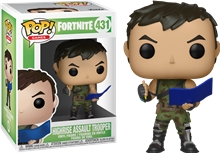 Figurka (Funko: POP) Fortnite - High Rise Assault Trooper
