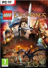 Lego The Lord of The Rings (Voucher kód ke stažení) (PC)
