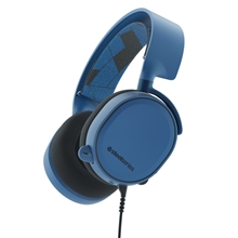 Headset SteelSeries: Arctis 3 - Modrá (PC/PS4/X1)
