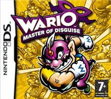 Wario: Master of Disguise (NDS)
