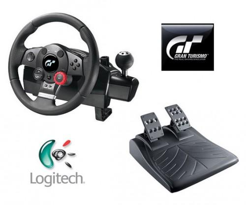 logitech driving force pro manual