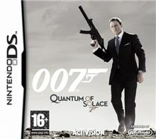 Quantum of Solace: The Game (NDS)