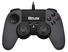 Officially Licensed PS4 wired controller - Grey (PS4)