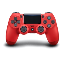 Sony Dualshock 4 Controller (Red) (BAZAR) (PS4)