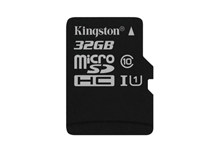 32GB microSDXC Kingston CL10
