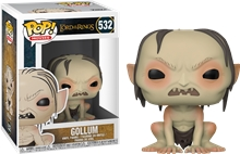 Figurka (Funko: Pop) The Lord of the Rings - Gollum