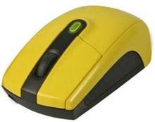 Formula Laser Mouse Yellow (SL-6370)