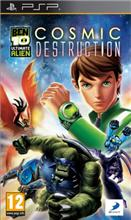 Ben 10: Ultimate Alien - Cosmic Destruction (PSP)