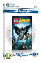 LEGO Batman: The Videogame CZ (PC)