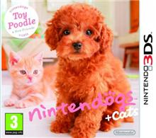 Nintendogs + Cats: Toy Poodle & New Friends (3DS)