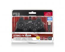 Wireless Gamepad for PC&PS3 - black