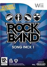 Rock Band Song Pack 1 (Wii)
