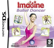 Imagine Ballet Dancer (NDS)