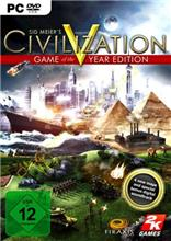 Civilization V Game of the Year Edition (PC)