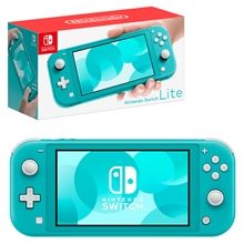 Konzole Nintendo Switch Lite - Turquoise (SWITCH)