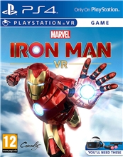 Marvels Iron Man PS VR (PS4)